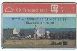 1988 : 805F I SMALL Ctrl: 805F03965 (I) S1 Lessive 1 USED (Printed:80000) - Belgio