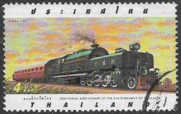 Thailand SG1922 1997 Centenary Of Thai State Railway 4b Good/fine Used [38/31670/4D] - Thailand