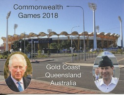 Gold Coast 2018, XXI Commonwealth Games -  Opening And Closing Ceremonies / Prince Charles & Edward (stadium) - Stades