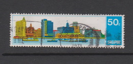 Singapore 157 1971 Visit Asean Year50c Skyline ,used - Singapore (1959-...)
