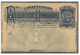 (456) Republica Honduras Postcard - Honduras