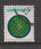 Singapore 216 1973 Flowers Definitives,1c,used - Singapore (1959-...)
