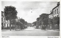 55)  BAR Le DUC  - Boulevard Pointcaré - Bar Le Duc
