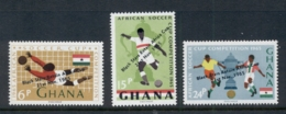 Ghana 1966 African Soccer Cup Opts MUH - Ghana (1957-...)