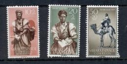 Spanish Sahara 1959 Stamp Day, Mailmen MUH - Spanish Sahara