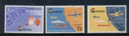 Ghana 1962 Opening Of Tema Harbour MUH - Ghana (1957-...)