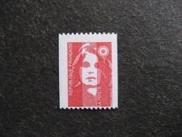 TB N° 2819 A , Timbre De Roulette, Numéro Rouge, Neuf XX. - Neufs