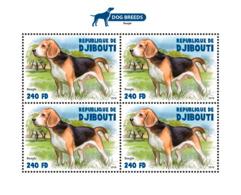 Djibouti 2018  Fauna  Dogs  S201810 - Djibouti (1977-...)