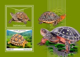 Guinea Bissau 2018  Fauna Turtles  S201810 - Guinea-Bissau
