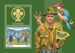 Guinea Bissau 2018 Scouts S201810 - Guinea-Bissau