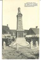 59 - LOON PLAGE / LE MONUMENT AUX MORTS - Andere Gemeenten