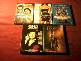 LOT DE 5 DVD  20 EUROS   REF 263 - DVD