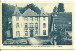57 - VALLEE DE LA SARRE ROUGE / SANATORIUM D'ABRESCHWILLER - L'ENTREE - Other Municipalities
