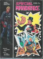 MANDRAKE Spécial  N° 85  -   REMPARTS  1970 - Mandrake