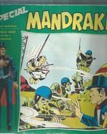 MANDRAKE Spécial  N° 1  -   REMPARTS  1973 - Mandrake