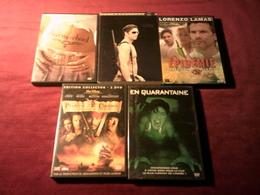 LOT 5 DVD POUR 10 EUROS ° Ref 253 - DVD