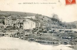 44 -Boussay - La Sèvre à Rousselin - Boussay