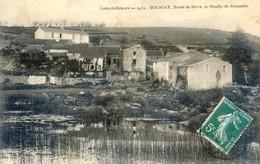 44 -Boussay - Bords De Sèvre - Le Moulin De Rousselin - Boussay