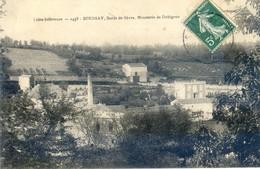 44 -Boussay - Bords De Sèvre - Minoterie De Dobigeon - Boussay