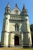 Chalonnes-sur-Loire (49)- Chapelle Sainte-Barbe-des-Mines (Edition à Tirage Limité) - Chalonnes Sur Loire
