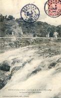 44 - Boussay - Les Bords De La Sèvre à Rousselin - La Cascade Et Le Pont Rustique - Boussay