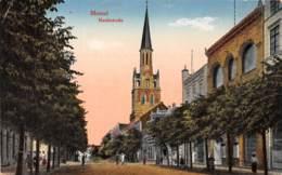 Lituanie / Belle Oblitération - 59 - Memel - Marktstrasse - Lithuania
