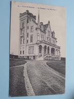 """Le Château """" Le NEUFBOIS """" ( 15 - H. Bertels ) Anno 1919 ( See Photo ) ! - Court-Saint-Etienne"""