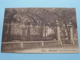 La Clinique Saint-ALPHONSE ( Préaux ) Anno 1929 ( See Photo ) ! - Quaregnon