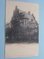 """ REUZENHUIS "" Bornhem - Buitenland - Oudt=Antwerpen ( Dirks & Puraye ) Anno 19?? ( See Photo ) ! - Bornem"