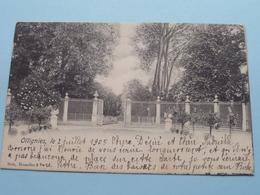 OLLIGNIES ( Woelingen ) ( Nels ) Anno 1905 ( Voir / Zie > Foto ) ! - Lessen