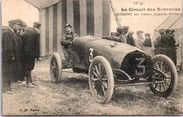 08 - Circuit Des Ardennes, CLEMENT Sur Voiture Bayard Clément - France