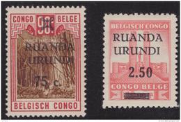 Ruanda 0119/20* - Ruanda-Urundi