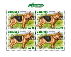 Maldives 2018  Dogs Fauna   S201810 - Maldives (1965-...)