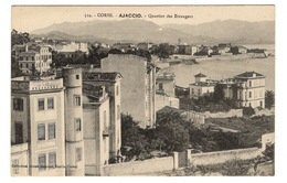 2A CORSE DU SUD - AJACCIO Quartier Des Etrangers - Ajaccio