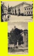 73 SAVOIE - RHÔNE-ALPES  : LOT DE 104 CARTES NEUVES ET ÉCRITES - LA PLUPART DES ANNÉES 1900-1930 - France