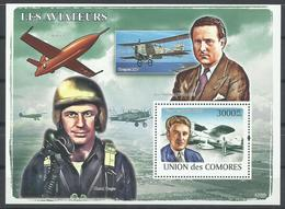 COMORES YVERT H/B 141  MNH  ** - Comores (1975-...)