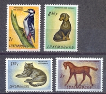 Luxemburg Michel Nr: 637 - 640 Postfris / MNH / ** - Unused Stamps