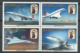 BAHRAIN YVERT 241/44   MNH  ** - Bahreïn (1965-...)