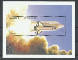 ANGOLA,  HOJA BLOQUE AEREA   MNH  ** - Angola