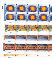 Jordan 2004, Children's Painting Compl.sheet Unfolded 10 Sets 5v.+5 S.s.h.-2 Scan- Reduced Price - Skrill Payment Only - Jordan