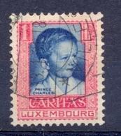 Luxemburg Michel Nr: 229 Gestempeld / Oblitéré - 2de Keuze - Zie Scan - Verkleurd - Luxembourg