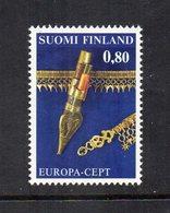 Finlandia - 1976 - Europa - C.E.P.T - 1 Valore - Nuovo - (FDC12980) - Finlandia