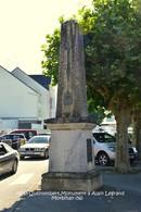 Questembert (56)- Monument à Alain Legrand (Edition à Tirage Limité) - Questembert