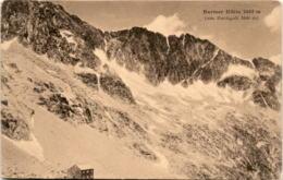 Barmer Hütte (am Hochgall) * 1909 - Defereggental