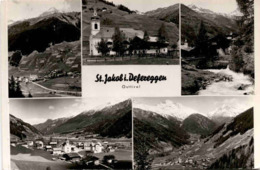 St. Jakob I. Defereggen, Osttirol - 5 Bilder * 25. 7. 1961 - Defereggental