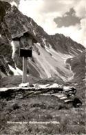 Höhenweg Zur Reichenberger Hütte - Defereggental