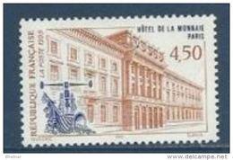 """FR YT 3252 """" Hotel De La Monnaie Paris """" 1999 Neuf** - France"""