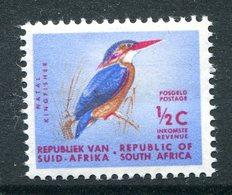 South Africa 1961-63 Definitives - Wmk. Coat Of Arms - ½c Pygmy Kingfisher LHM (SG 198) - Südafrika (1961-...)