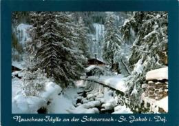 Neuschnee-Idylle An Der Schwarzach - St. Jakob Im Defereggen (32490) - Defereggental