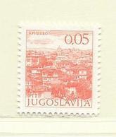 YOUGOSLAVIE  ( EU - 932 )  1973  N° YVERT ET TELLIER  N° 1392b  N** - Ungebraucht